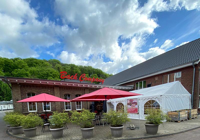 Back Company Bergisch Gladbach Außengastronomie wieder geöffnet